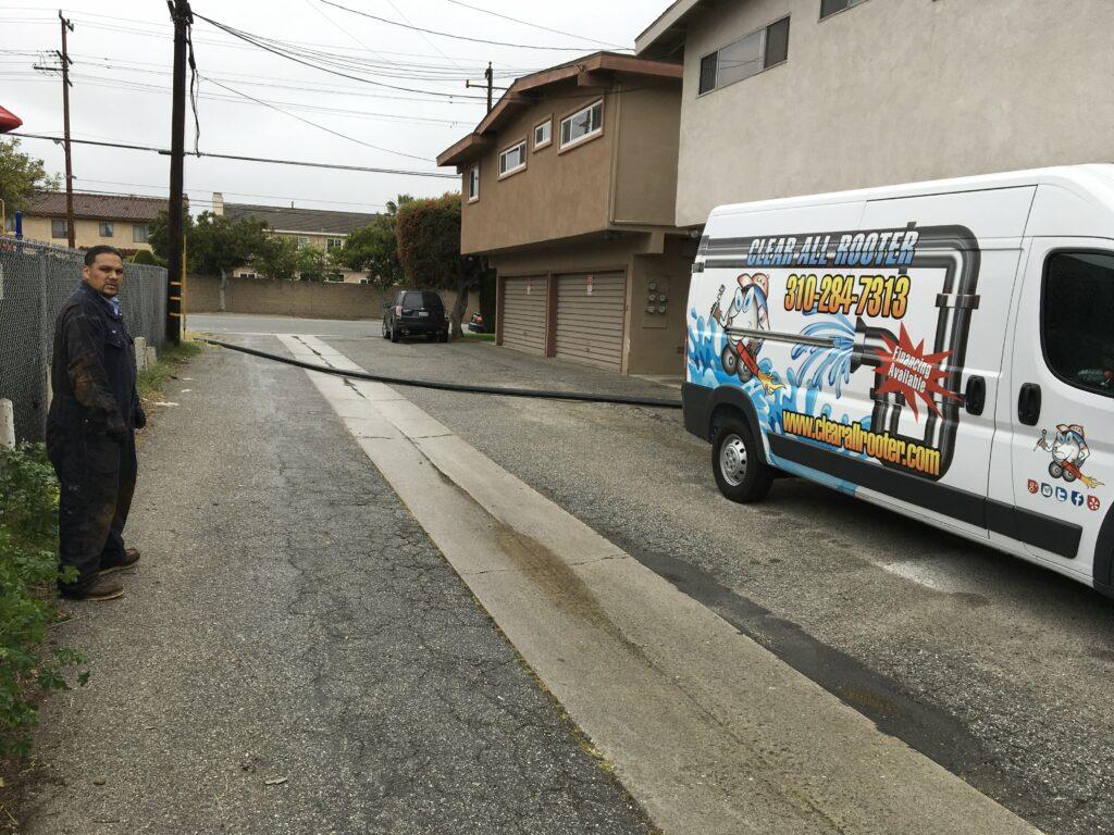 plumbing services in cerritos
